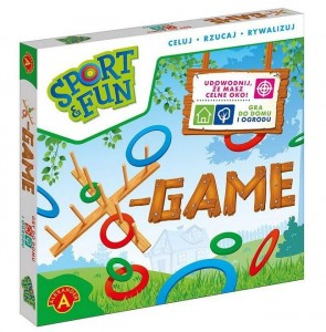 SPORT & FUN X GAME ALEX