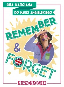 REMEMBER & FORGET. GRA KARCIANA DO NAUKI...